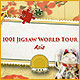 Play 1001 Jigsaw and journey across Asia