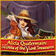 Join Alicia Quatermain on a globetrotting adventure!