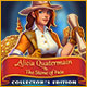 Join Alicia Quatermain on her latest adventure