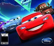 Play as Mater, Lightning McQueen, and other brand new characters as players train to become world-class spies in the international training center - C.H.R.O.M.E.