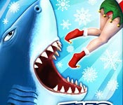 Take control of a very Hungry Shark in this action packed aquatic adventure.