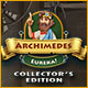 Help Archimedes rebuild the beautiful city of Syracuse!