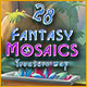 Short copy could be: A Fantasy Mosaics treasure adventure!