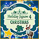Celebrate Christmas with Holiday Jigsaw 4!