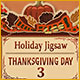 Celebrate Thanksgiving Day with Holiday Jigsaw!