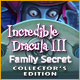 Save Dracula from pesky relatives!