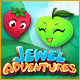 Go on a fruit filled match 3 adventure
