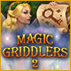 Solve the warlock's griddler puzzles in Magic Griddlers 2!