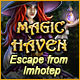 Perform feats of magic to foil the evil wizard and free his captives!