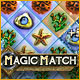 Magic Match is a rich puzzle game.
