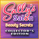Become a beautician and help Sally find her long lost love!