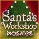Help make Christmas toys in this festive mosaics game!