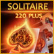 Solitaire 220 Plus is a huge collection of Solitaire games!