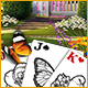 Hours of challenging solitaire fun in the garden!