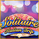 A solitaire journey through beautiful Italy!