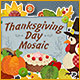 Have a happy holidays with Thanksgiving Day Mosaic!