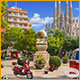 Hidden object adventure through Spain!