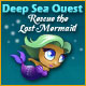 Match the gems to help rescue Jocelyn the mermaid.